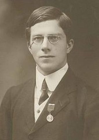 Fisher A. Ronald (1890-1962)
