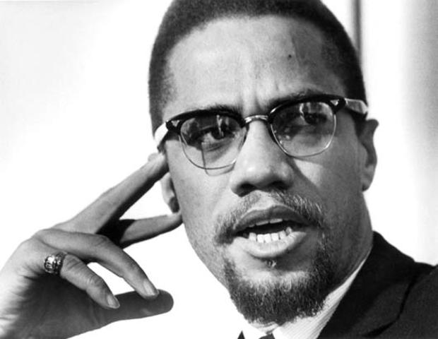 Muslim leader, Malcolm X assassinated (1965):