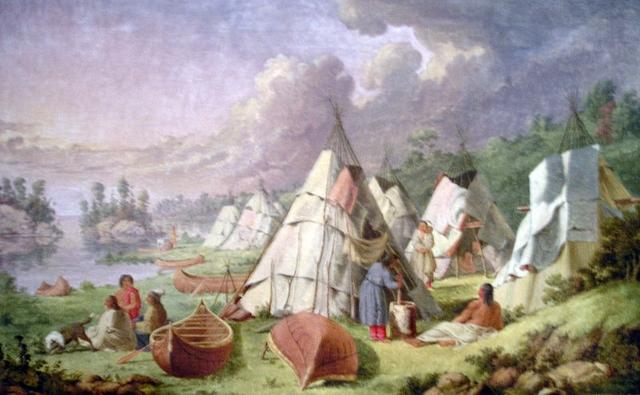 Canadá: Los primeros colonizadores y la lucha por el control