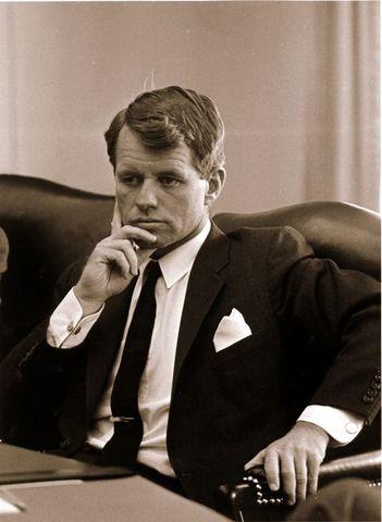Robert F. Kennedy (JFK's brother) assassinated (1968):