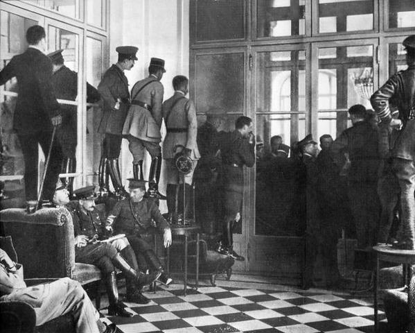 Tratado de Versalles 1919
