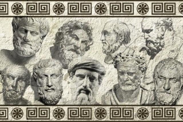 A Filosofia Pré Socrática