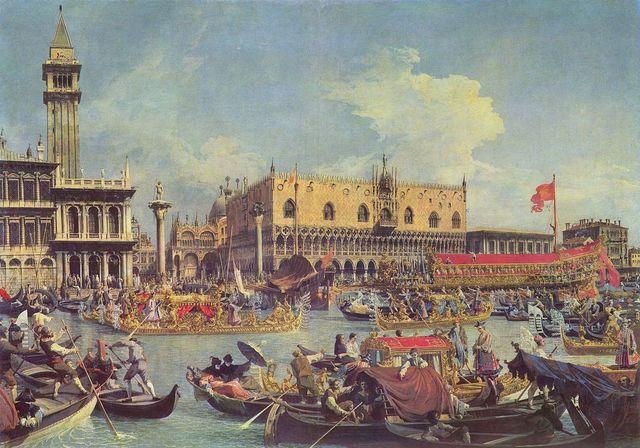 Venecia comercio