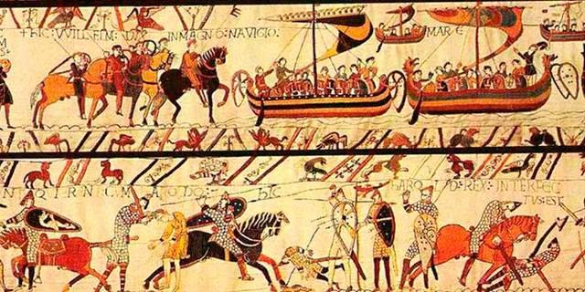 De Vikingos a mercaderes
