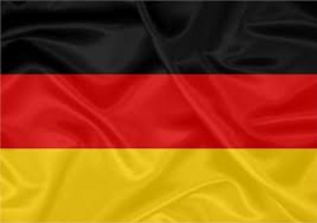 Origem da linguá Alemã