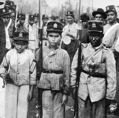 Niños en la latinoamerica siglo XX