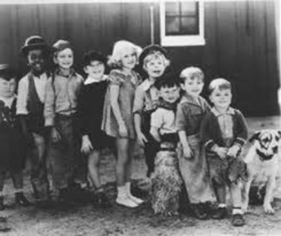 Niñez en Colombia siglo XX