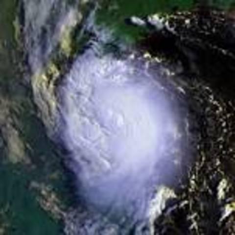 Huracán Erika