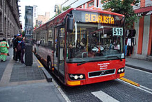 Métrobus CDMX.