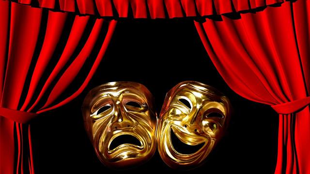 Origem do teatro