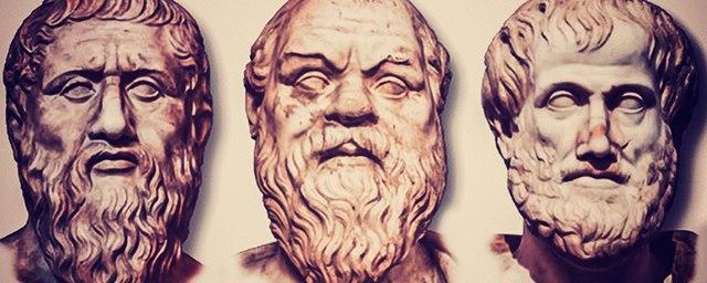 Sócrates,Platão e Aristóteles