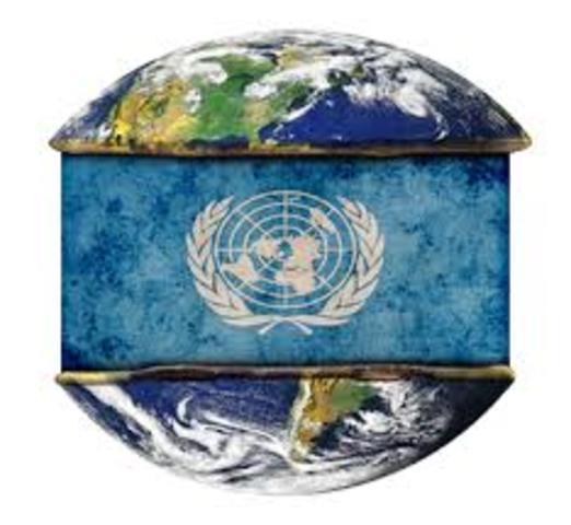Criação da O.N.U.