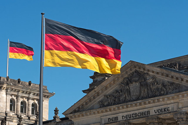 Surgimento do alemão