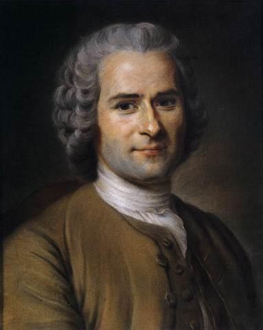 Jean-Jacque Rousseau (1712 - 1778)