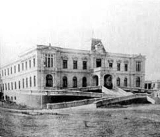 Primer Hospital Psiquiátrico en América