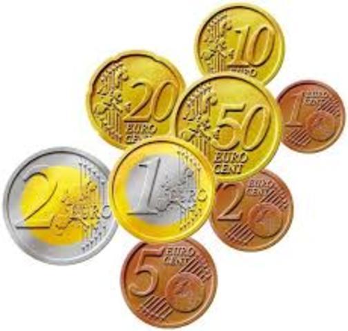 Euro kasutusele võtt