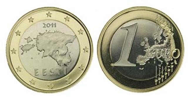 Eesti esimene euro