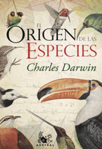 """""""El Origen de las Especies"""" Darwin (inglés)  -Parte 1-"""