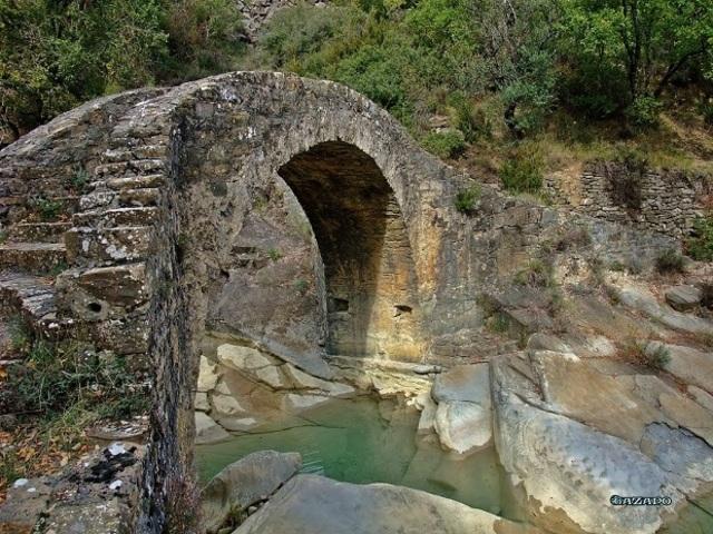 Puentes y vías