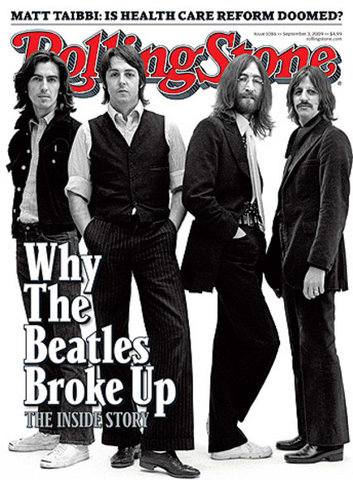 Amidst the political drama, the entertainment and sports arenas were 'holding their own': The Beatles breaking up,