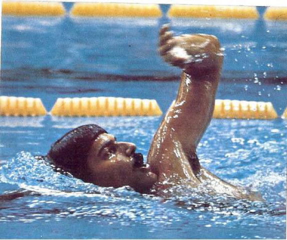 Mark Spitz (swimmer) won seven gold medals at the Olympics,