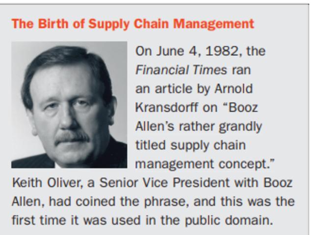 """La nueva palabra """"Supply Chain"""""""