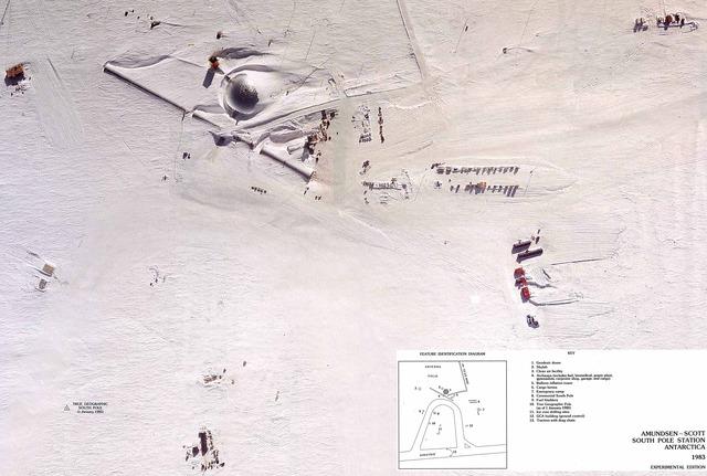Amundsen sets off to the South Pole