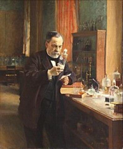 Louis Pasteur - La Teoría de los Gérmenes