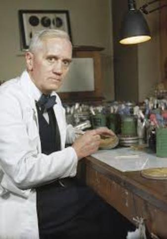 Alexander Fleming -  Lisozima