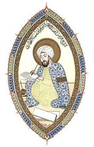 Avicena - El libro de la curación y el Canon de Medicina.