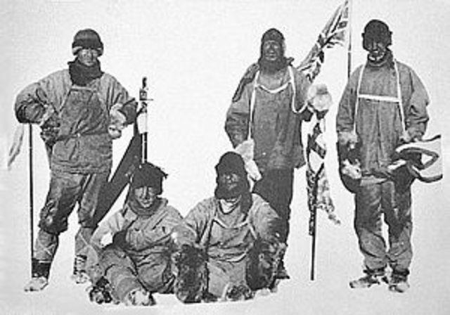 Amundsen and his crew left Oslo