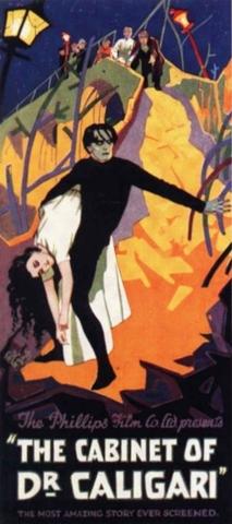 """""""El gabinete del doctor Caligari"""""""