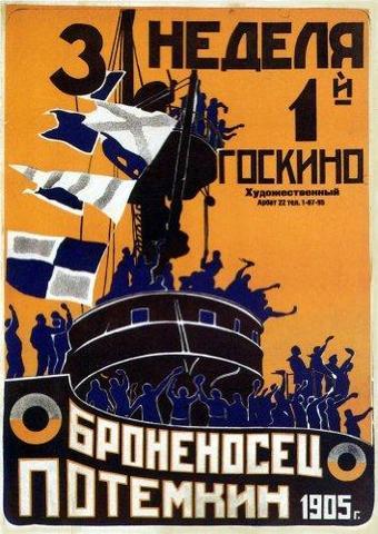 """""""El acorazado Potemkin"""""""