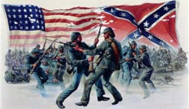 End of American Civil War