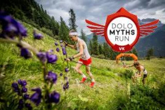 Dolomyths run - Vertical kilometer