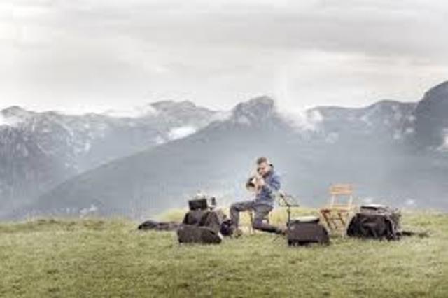 I suoni delle dolomiti: Paolo Fresu, Musega da Poza