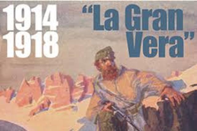 1914-1918 La gran vera - La grande guerra