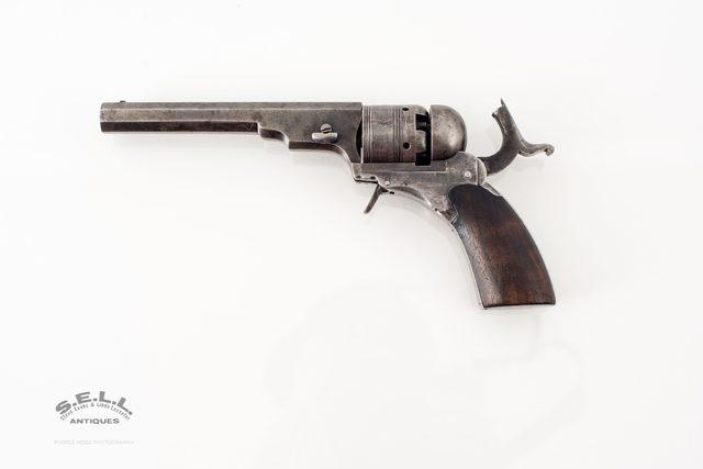 Colt Belt Model Paterson Revolver No. 2 (Perkussion)