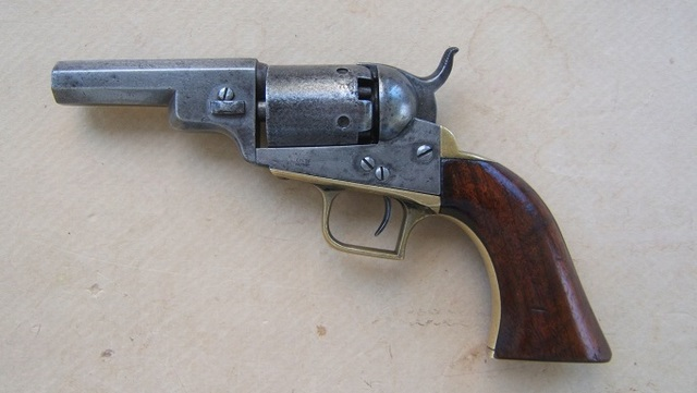 Pocket Model of 1848 (Perkussion)