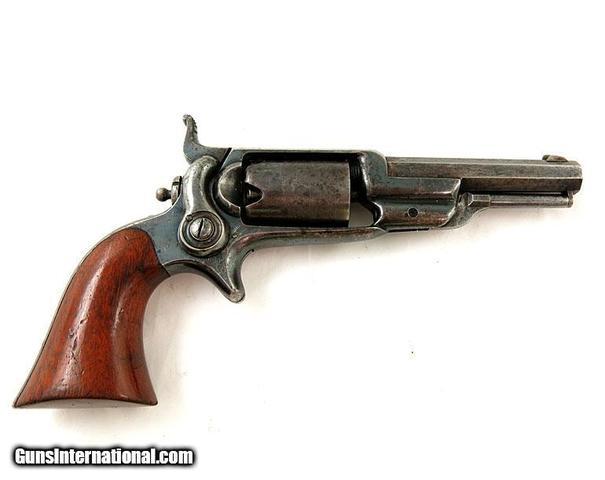 Model 1855 Sidehammer Pocket Revolver (Perkussion)