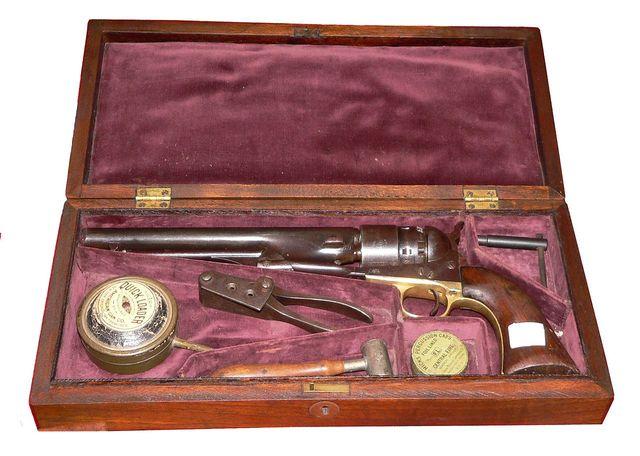 Army Modell von 1860 (Perkussion)