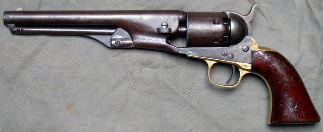 Navy Modell von 1861 (Perkussion)