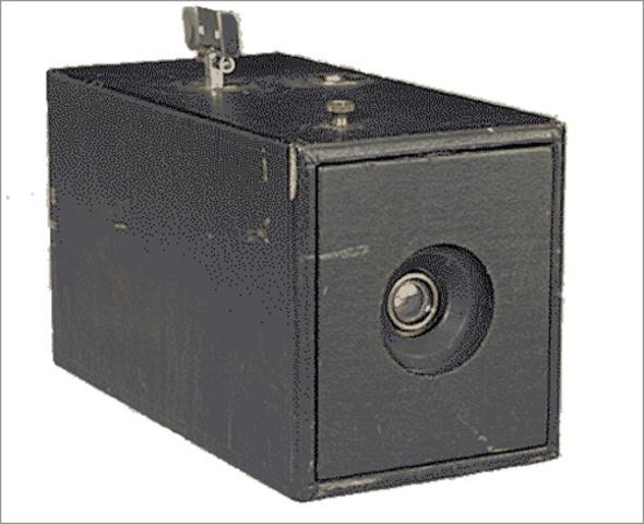 Primer cámara kodak