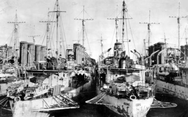 Destroyers-for- Bases Deal