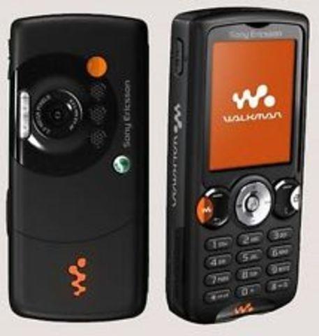Sony Ericsson W810.