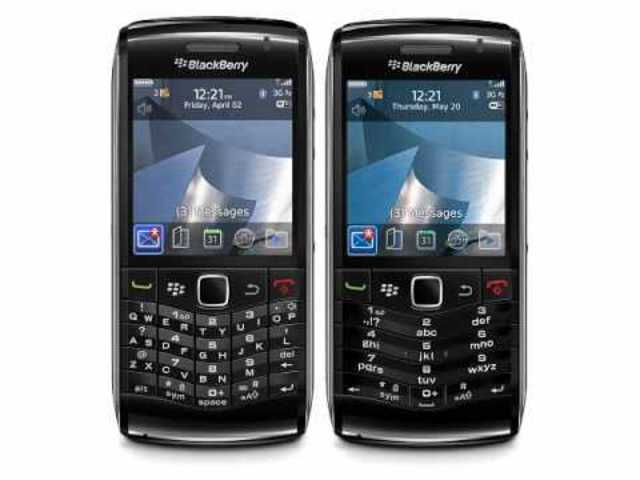 Blackberry Pearl.