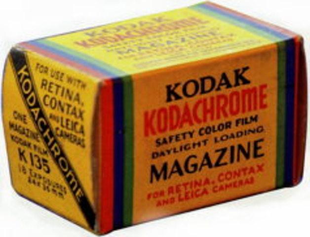 Kodachrome y Agfacolor