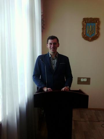 "Zaporizhzhia: Entertaining program ""Much Ado About Shakespeare"" Coordinatior PhD B.Korneliuk"