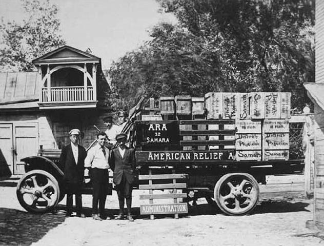 American Relief Administration