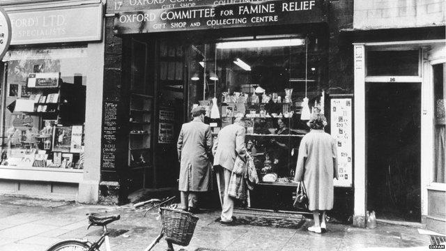 Se crea el Oxford Commitee for Famine Relief